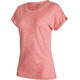 Mammut Togira T-Shirt Women barberry melange
